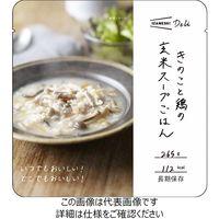 杉田エース イザメシDeli きのこと鶏の玄米スープごはん 635-560 1セット(24個)(直送品)