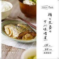 杉田エース イザメシDeli 梅と生姜のサバ味噌煮 635-563 1セット(24個)(直送品)