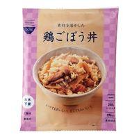 杉田エース イザメシ 素材を活かした鶏ごぼう丼 635719 1セット(10セット)(直送品)