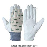 シモン(Simon) 牛本革手袋 CG-126 L 4120035 1セット(10双)(直送品)