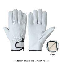 シモン(Simon) 豚革手袋 PL-719 M 4134005 1セット(10双)(直送品)
