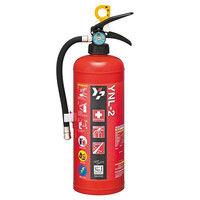 トーアン 中性強化液消火器YNL-2 薬剤2.0リットル 11-231 1台(直送品)