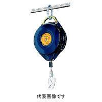 トーアン セイフティブロック SB-10 ワイヤーロープ10m 36-811 1個(直送品)