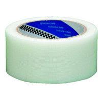 トーアン Pカットテープ(養生テープ) 透明 50ミリ 25m巻 43-027 1セット(50m:5m×10巻)(直送品)