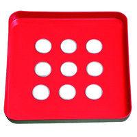 トーアン 安全灰皿フタのみ 45-053 1セット(10個)(直送品)
