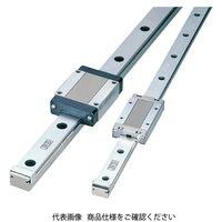 日本ベアリング ミニチュアスライドガイド SEB-A形(ボール非保持) SEB15A1-150 1個(直送品)