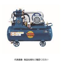 富士コンプレッサー製作所 汎用小形コンプレッサ FSシリーズ FS-07P-MT-60HZ 1個(直送品)