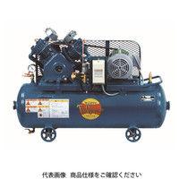 富士コンプレッサー製作所 汎用小形コンプレッサ FSシリーズ FS-22P-MT-50HZ 1個(直送品)