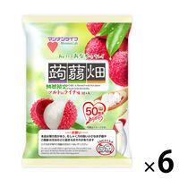 蒟蒻畑ソルトinライチ味 6袋