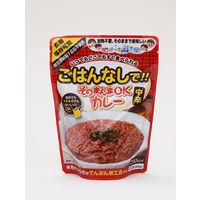 三徳屋 300gそのまんまOKカレー中辛 1ケース(30袋入)(直送品)