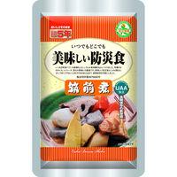 アルファフーズ UAA食品 美味しい防災食 筑前煮 T256 1セット(50食入)(直送品)