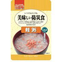 アルファフーズ UAA食品 美味しい防災食 鮭粥 T268 1セット(50食入)(直送品)
