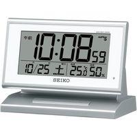 SEIKO(セイコークロック) デジタル時計 夜でも見える SQ768S 1個 (直送品)