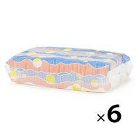 【LOHACO限定デザイン】エリエールラクらクックキッチンペーパー100W 6パック 大王製紙株式会社
