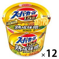 スーパーカップMAX 熟成味噌ラーメン カップ138g
