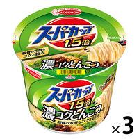 【アウトレット】エースコック スーパーカップMAX とんこつラーメン 120g 3個