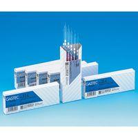 ガステック(GASTEC) ガス検知管 4LK 硫化水素 校正証明書(試験成績書付)+トレーサビリティ体系図付 1箱 61-9418-39(直送品)