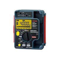 三和電気計器 絶縁抵抗計 デジタル MG1000 校正書類3点(新品校正) 1式 62-0854-85 (直送品)