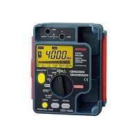 三和電気計器 絶縁抵抗計 デジタル MG500 校正書類3点(新品校正) 1式 62-0854-86 (直送品)
