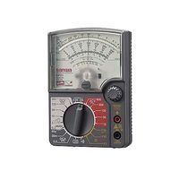 三和電気計器 アナログマルチテスタ 耐衝撃メーター SP21 校正書類3点(新品校正) 1式 62-0855-08 (直送品)