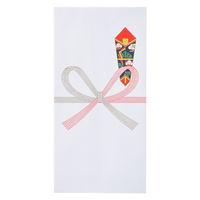 モーノクラフト 祝 万円型封筒 無地10枚 SMC-304 5パック(直送品)