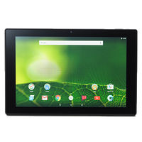 CLIDE A10A 10.1インチ Androidタブレット GooglePlay対応 スタイラスペン付属 A10A-A51BK/2  (直送品)