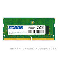 アドテック DOS/V用 DDR4ー2400 260pin SOーDIMM 4GB ADS2400N-4G 1個(直送品)