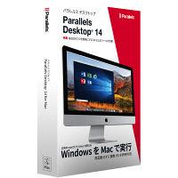 パラレルス Parallels Desktop 14 Retail Box JP (通常版) PD14-BX1-JP 1本  (直送品)