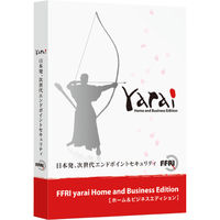 FFRI ウイルス対策/セキュリティソフトウェア セキュリティソフト FFRI yarai Home YAHBOYJPLY 1個(直送品)