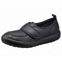 ムーンスター MS大人の上履き04 ブラック 26 ウェルファンカタログ ウェルファンコード:221135(直送品)
