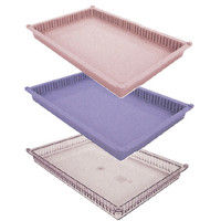 プラスチックトレー用仕切板 01-2548-06 1セット(20枚入) サカセ化学工業(直送品)