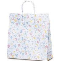 ベルベ 紙袋 1658 自動紐手提袋 T-6 クレア 1658 1包:200枚(50×4)(直送品)