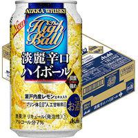 アサヒビール ニッカ 淡麗辛口ハイボール 350ml × 24缶