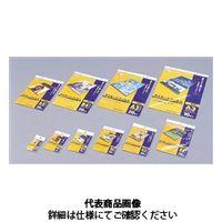 アイリスオーヤマ(IRIS OHYAMA) ラミネートフィルム100ミクロン(B4サイズ) LZ-B420 20枚 (直送品)