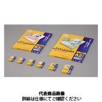 アイリスオーヤマ(IRIS OHYAMA) ラミネートフィルム100ミクロン(IDカードサイズ) LZ-ID100 100枚(直送品)