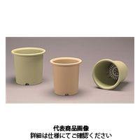 アイリスオーヤマ(IRIS OHYAMA) ベジタブルポット深型 10号 ベジタブルグリーン 4905009207930 1セット(2個)(直送品)