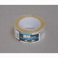 アイリスオーヤマ(IRIS OHYAMA) OPPテープ OPT-50100 1セット(400m:100m×4個)(直送品)
