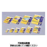 アイリスオーヤマ(IRIS OHYAMA) ラミネートフィルム100ミクロン(B6サイズ) LZ-B620 20枚 (直送品)