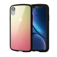 エレコム iPhone XR/TOUGH SLIM LITE/クリア PM-A18CTSLC