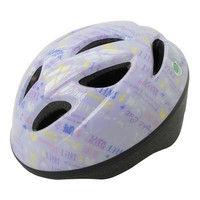 サギサカ 自転車用ジュニアヘルメットバイオレット 46836 (直送品)