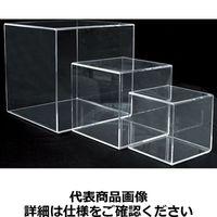店研創意 アクリルディスプレイ サイコロトーメー4面体51769-3 180角 NDI0302 (取寄品)