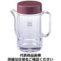 リス ノーブル とんかつソース入れ茶 PNC026A(取寄品)