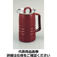 SAお湯割ポット0.5L ワインカラー POY0153D 遠藤商事(取寄品)