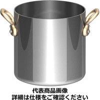 UK18-8プチ寸胴鍋(蓋無)10cm PPT8503 三宝産業(取寄品)