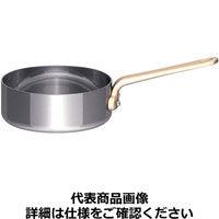 UK18-8プチパン 片手浅型鍋(蓋無)10cm PPT9003 三宝産業(取寄品)