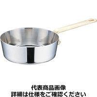 UK18-8プチテーパー片手浅型鍋(蓋無) 8cm PPT9901 三宝産業 (取寄品)