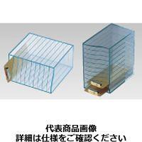 えいむ アクリル10段クリアーホルダーケース HC-4 PSTB6 (取寄品)