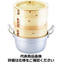 アルミ ミニ中華セイロ用鍋 15cm用 QSI28015 北陸アルミニウム (取寄品)