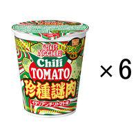カップヌードルイタリアンチリトマト味6食