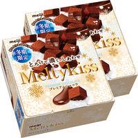 明治 メルティーキッス プレミアムショコラ 1セット(2箱)
